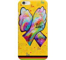 American Sign Language LOVE iPhone Case/Skin