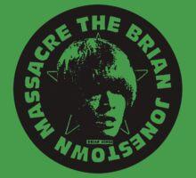 The Brian Jonestown Massacre Logo Kids Clothes