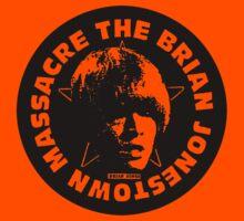 The Brian Jonestown Massacre Logo Kids Tee
