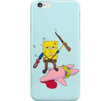 Ash_Bob Starfish Hunter iPhone Case/Skin