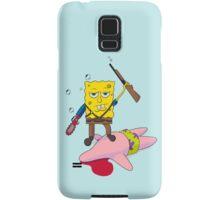 Ash_Bob Starfish Hunter Samsung Galaxy Case/Skin