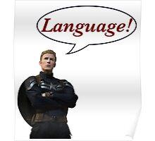 Language! Poster