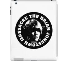 The Brian Jonestown Massacre Logo iPad Case/Skin