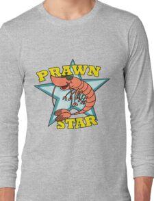 Prawn Star Long Sleeve T-Shirt