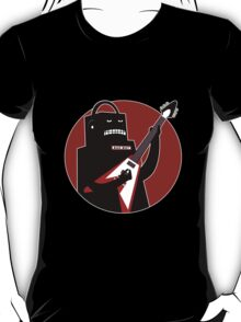 Badbot in Black and Red T-Shirt