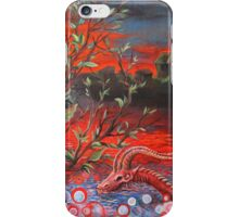 Serpent Lagoon iPhone Case/Skin