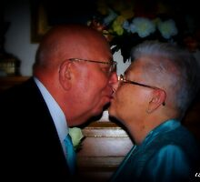 My Parents - 50 years Together by Lisa Taylor