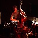 the bassist by thesoftdrinkfactory