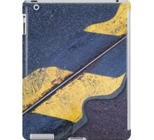flamming road altered reality iPad Case/Skin