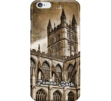Roman Bath iPhone Case/Skin