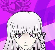 Kyoko Kirigiri by deadprincess