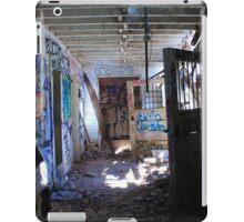 Entry Unknown iPad Case/Skin