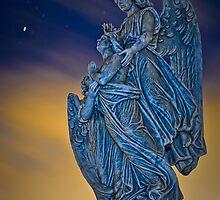 ...the stars fell like tears from heaven... by Geoffrey Dunn