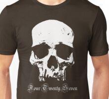 427 Skull • 327/350/396/427/454/502/572/632 Unisex T-Shirt