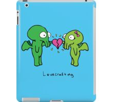 Lovecrafting iPad Case/Skin