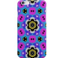 Beads and Buttons pattern iPhone Case/Skin