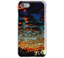 Decreasing Cloudiness iPhone Case/Skin