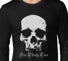 632 Chev Big Block skull • 327/350/396/427/454/502/572/632 Long Sleeve T-Shirt
