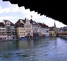Luzern - Lucerne I by Daidalos