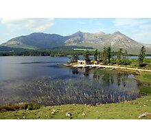 Lough Inagh Valley Photographic Print