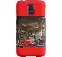 London Sightseeing Tours bus Samsung Galaxy Case/Skin