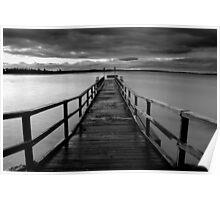 Middleton Beach, Albany Western Australia Poster
