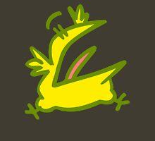 """Crooeeerrrrkkkk!!"" Cartoon Bird by Cheerful Madness!! Unisex T-Shirt"