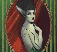 Frankenstiens Bride by Audrey Angel