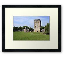 Aughnanure Castle Framed Print