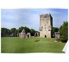 Aughnanure Castle Poster
