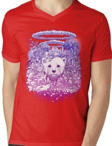 Winya No. 19 Mens V-Neck T-Shirt