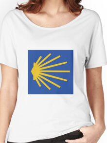 El Camino de Santiago Women's Relaxed Fit T-Shirt