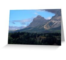 Crowsnest Pass Greeting Card