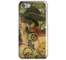 Searching for meaning in the mechanics iPhone Case/Skin