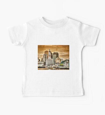 Boston Harbor Baby Tee