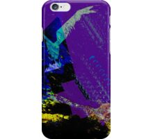 Abstract #14- Flying Bird iPhone Case/Skin