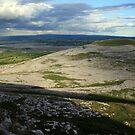 Burren summer view by John Quinn