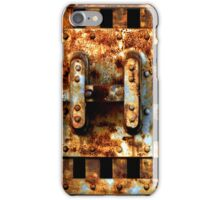 Strong Hold iPhone Case/Skin