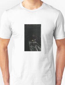 BLACK Electronic Underground #20 Unisex T-Shirt