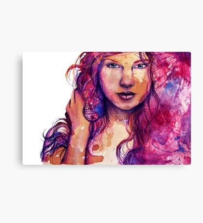 Experiment I Canvas Print
