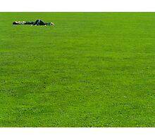Lazy Summer Photographic Print