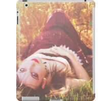 Summer time sadness iPad Case/Skin
