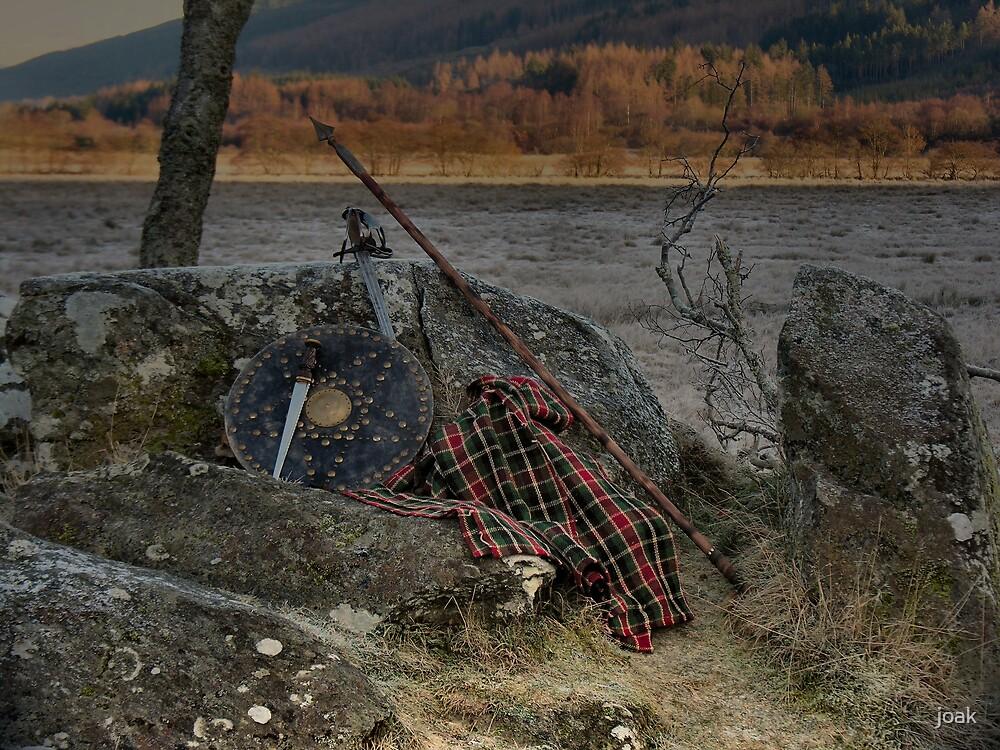 a highland dream by joak