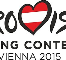 Eurovision Song Contest 2015 by treelox