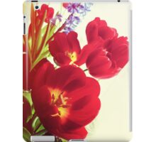 My Mom's Pretty Flowers iPad Case/Skin