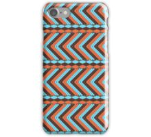 African abstract seamless pattern iPhone Case/Skin