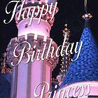 Happy Birthday Princess by TLCGraphics