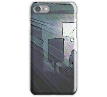 BLACK Electronic Underground #16 iPhone Case/Skin