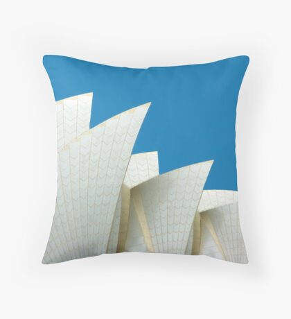 The Sails - Sydney Opera House, NSW Australia Throw Pillow