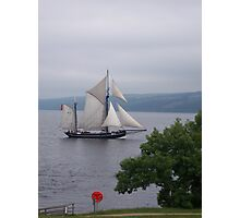 Sailing by Photographic Print